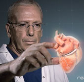 Công nghệ dựng ảnh 3D mọi bộ phận trong cơ thể
