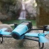 Video: Bay lượn cùng kính thực tại ảo và drone