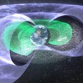 Lá chắn bảo vệ vô hình của Trái Đất