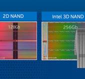 Intel phát hành chip nhớ NAND 3D dung lượng cao trong năm tới
