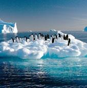 Khám phá bất ngờ về độ dày của khối băng Nam Cực