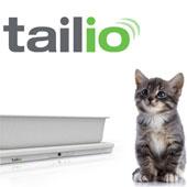 Tailio - Chiếc hộp thông minh theo dõi sức khỏe mèo