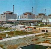 Nhà máy điện hạt nhân tại Ukraine gặp sự cố
