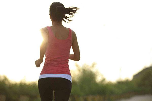 Tập thể dục mỗi buổi sáng