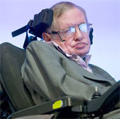 Nói chuyện theo cách của giáo sư Stephen Hawking
