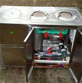 Bếp gas sinh học hồng ngoại: Một công nghệ, nhiều lợi ích