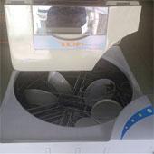 Máy rửa bát bằng năng lượng mặt trời của thầy giáo Tây Nguyên