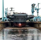 Video: Quá trình lắp ghép Tàu Sân Bay USS Gerald R. Ford (CVN 78)