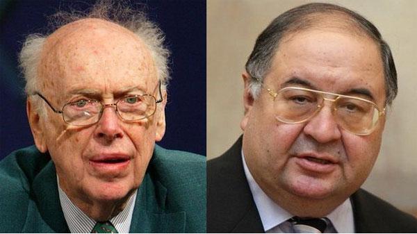 Tỉ phú Nga mua huy chương Nobel tặng lại nhà khoa học