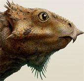 Loài khủng long có sừng cổ xưa nhất ở Bắc Mỹ