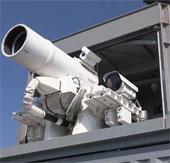 Hải quân Mỹ trang bị súng laser hủy diệt siêu chính xác