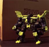 Video: Cuộc chiến của Transformers đồ chơi