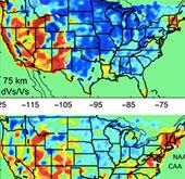 Giải mã cấu trúc địa chất bí ẩn tại Mỹ