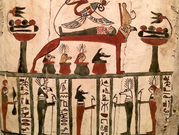 """Bằng chứng về tình trạng """"chảy máu chất xám"""" thời Ai Cập cổ đại"""