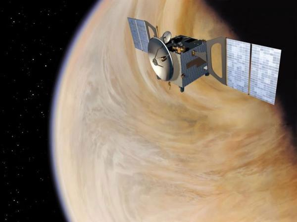 Sau 8 năm thăm dò Sao Kim, tàu Venus Express đã hết nhiên liệu