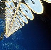 Pin năng lượng mặt trời trong tương lai sẽ được đặt trong vũ trụ
