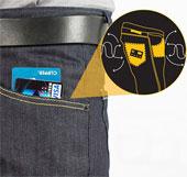 Norton hợp tác ra quần jeans chống hack