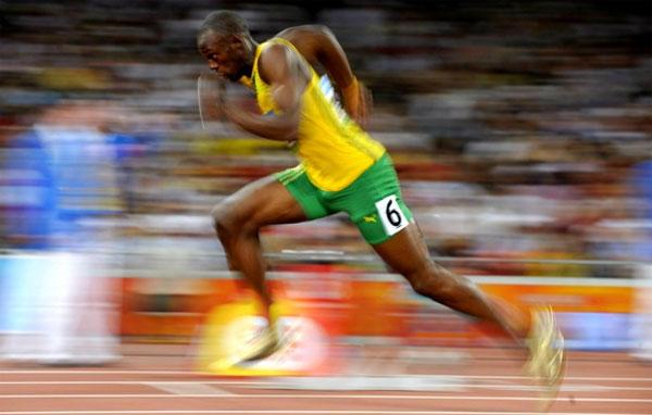 Bí mật giúp Usain Bolt chạy nhanh nhất thế giới