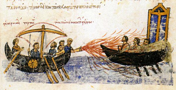 Ngọn lửa Hy Lạp