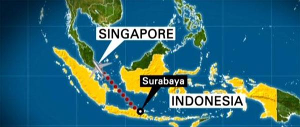 Điểm khác nhau giữa sự biến mất MH370 và QZ8501