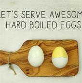 Video: Mách bạn mẹo hay làm trứng bác không cần bóc vỏ