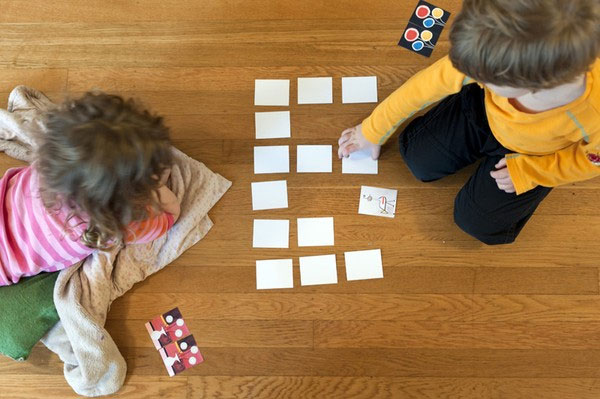 Bí kíp giúp bạn luôn thắng trong các trò chơi con nít