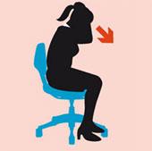 15 bài thể dục tập tại bàn làm việc