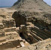 Phát hiện lăng mộ 4500 tuổi của nữ hoàng Ai Cập vô danh