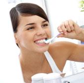 10 quy tắc chải răng cần biết