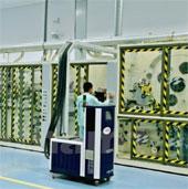 Việt Nam lần đầu tiên có nhà máy ứng dụng công nghệ nano bạc