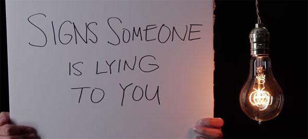 Video: Làm sao để nhận biết một người đang nói dối?