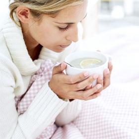10 mẹo để khỏe trong mùa đông