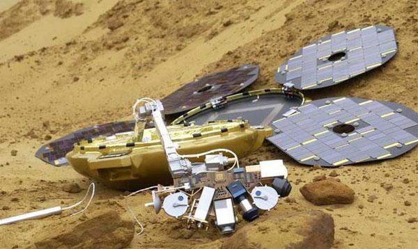 Tàu vũ trụ mất tích 11 năm được tìm thấy trên sao Hỏa