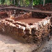Phát hiện dấu tích bốn lò gốm 800 tuổi