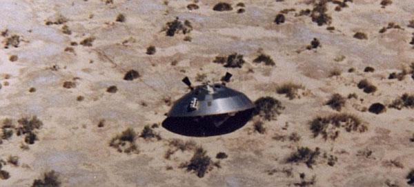 130.000 trang tài liệu về UFO lan truyền trên mạng