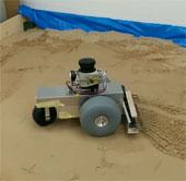 Video: Vẽ tranh trên cát bằng robot