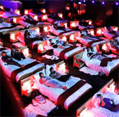 Một vòng tham quan những rạp chiếu phim đẹp mắt nhất thế giới