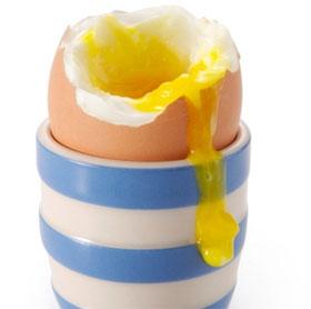 Tìm ra cách biến trứng luộc thành trứng sống thật dễ dàng