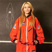 Cô gái hy vọng sinh con trên sao Hỏa