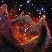 """Phát hiện """"Bàn tay của Chúa"""" trong vũ trụ"""