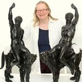 Phát hiện 2 tượng đồng còn lại của nhà điêu khắc Michelangelo