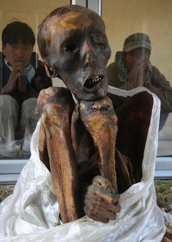 Những xác ướp đặc biệt trên thế giới