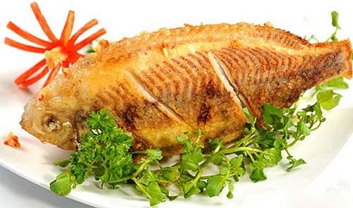 Hướng dẫn cách rán cá tránh bệnh ung thư