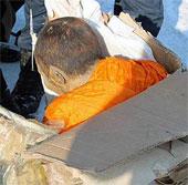Nhà sư được ướp xác ở Mông Cổ có thể chưa chết
