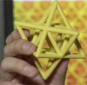 Video: Siêu vật liệu chịu được sức nặng gấp 100.000 chính nó