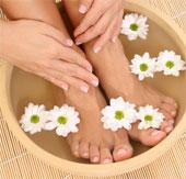Bí quyết đơn giản đối phó với bàn chân bốc mùi