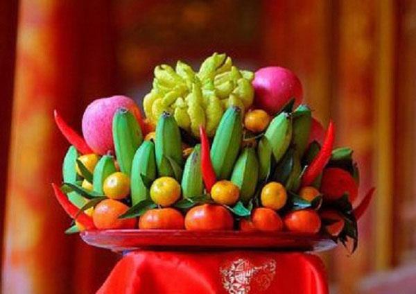 Mẹo chọn trái cây tươi ngon cho ngày Tết