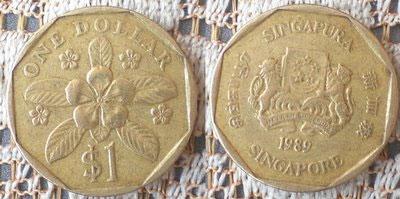Đồng 1 đôla Singapore