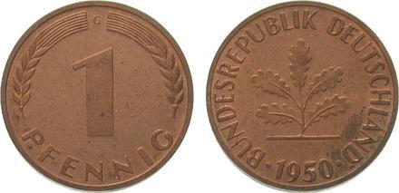 Đồng 2 Pfennig của Đức