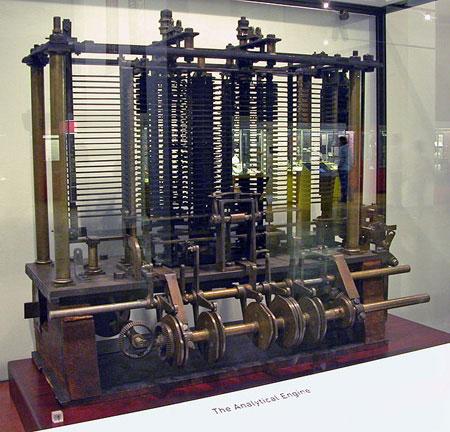Nhà lập trình máy tính đầu tiên trên thế giới